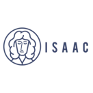 Isaac Sleep Square Logo
