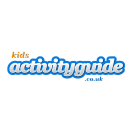 Kids Activity Guide Square Logo