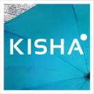 Get Kisha Umbrellas Square Logo