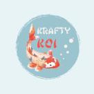 Krafty Koi Square Logo