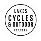 Lakes Cycles & Outdoors Square Logo