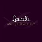 Laurelle Antique Jewellery Square Logo