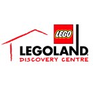 Legoland Discovery Centre: Manchester Square Logo