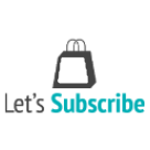 Let's Subscribe Square Logo