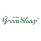 The Little Green Sheep Square Logo