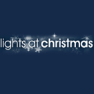 Lights at Christmas Square Logo
