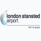 London Stansted Airport Parking Square Logo