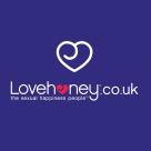 LoveHoney Square Logo