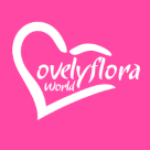 Lovely Flora World Square Logo