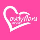 Lovely Flora World Square Logo