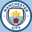 Manchester City Shop Square Logo