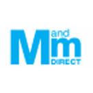 M and M Direct IE Square Logo
