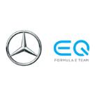 Mercedes Benz Formula E Square Logo