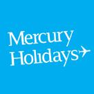 Mercury Holidays Square Logo