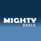 Mighty Deals Square Logo