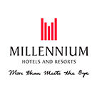 Millennium Hotels Square Logo