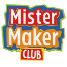 Mister Maker Club Square Logo