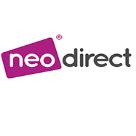 Neo Direct Square Logo