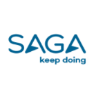 Saga over 50s Home Insurance Square Logo