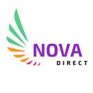 Nova Direct - Van Insurance Square Logo