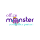 Office Monster Square Logo