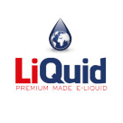 One Pound E Liquid Square Logo