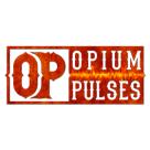 Opium Pulses Square Logo