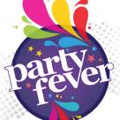 Party Fever Square Logo