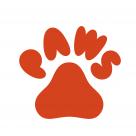 Paws Square Logo