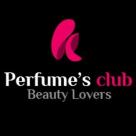 Perfumes Club Square Logo