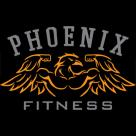 Phoenix Fitness Square Logo