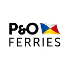 P&O Ferries Square Logo