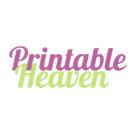 Printable Heaven Square Logo