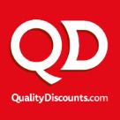 QD Stores Square Logo