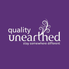 Quality Unearthed Square Logo