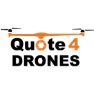 Quote 4 Drones Square Logo