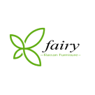 Rattan Furniture Fairy Square Logo