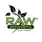 RAW POWDERS Square Logo