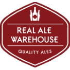 Real Ale Warehouse Square Logo