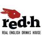 Real English Drink House Square Logo