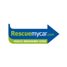 Rescuemycar.com Vehicle Breakdown Cover Square Logo