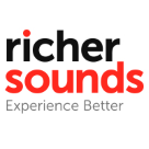 Richer Sounds Square Logo