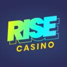 Rise Casino Square Logo