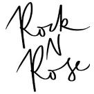 Rock N Rose Square Logo