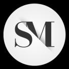 Silver Mushroom Square Logo