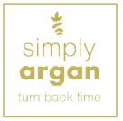 Simply Argan Oil Square Logo
