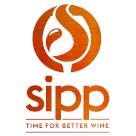 Sipp Wine Square Logo