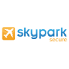 SkyParkSecure Airport Parking Square Logo