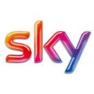 Sky Broadband and TV Square Logo