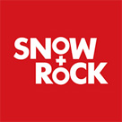 Snow and Rock Square Logo